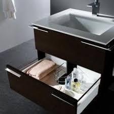 Colmar   Modern Single Wall Mount Bathroom Vanity Cart Oak - Vigo 21 inch adonia single bathroom vanity