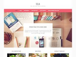 Shabby Chic Website Templates by 11 Free Feminine Wordpress Themes A Prettier Web