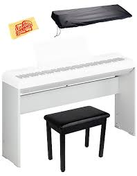yamaha l85wh digital piano stand for p35 p85 p95 p105 reverb