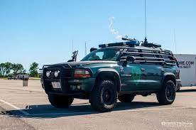 green zombie jeep reader u0027s rides zombie dodge durango drivingline