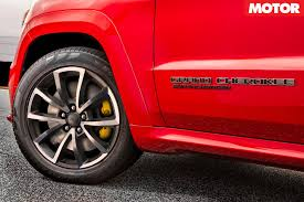 2018 jeep grand cherokee trackhawk price 2018 jeep cherokee trackhawk pricing revealed motor
