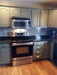 What Color To Paint Kitchen With Oak Cabinets 4 Ideas How To Update Oak Wood Cabinets Cathedrals Hardware