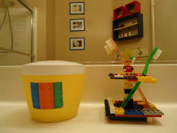 boys bathroom themes
