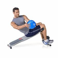 exercise crunch gym workout abdominal home machine abs bench equipment