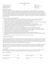 Sle Certification Letter For Medical Records Sample Resume For Medical Records Clerk Free Resume Example And