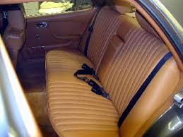 Car Seats Upholstery Custom Leather Upholstery