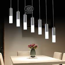 Decorative Definition Simple Modern Circular Acrylic Led Pendent Lamp High Definition