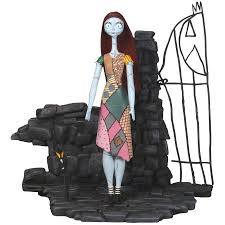 nightmare before select sally figure walmart