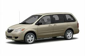 2004 mazda mpv new car test drive