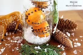 Pomander Balls Cloved Clementines Hostess Gift House Of Hawthornes