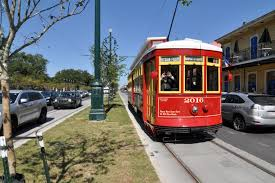 New Orleans Street Car Map by Our Streetcars