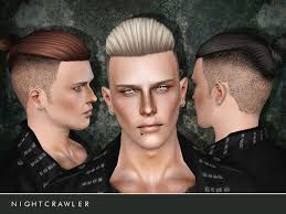 sims 4 blvcklifesimz hair 140 best male sims 4 cc images on pinterest sims cc men s