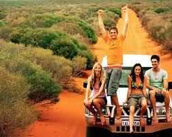 australian working holidays tourism western australia