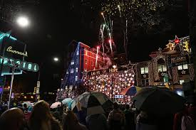 100 000 bulbs shine bright for lights of goldstream news