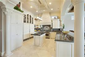 Marble Floors Kitchen Design Ideas Awesome Marble Floors Kitchen Design Ideas 41 Luxury U Shaped