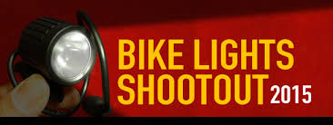 best led bike lights review 2015 bike lights shootout mtbr com