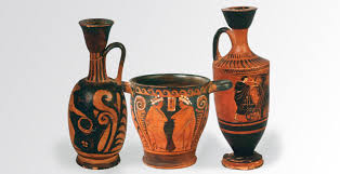 vasi etruschi le ceramiche antiche i fumetti passato