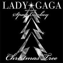 christmas tree lady gaga song wikipedia