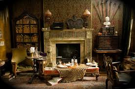 Medieval Bedroom Decor by Interior Gothic Interior Decorating For Classy And Catchy House