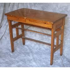Small Vintage Writing Desk Antique Oak Writing Desk Antique Furniture