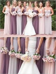 bridesmaid dress colors get inspired from these 40 gorgeous real wedding bridesmaid