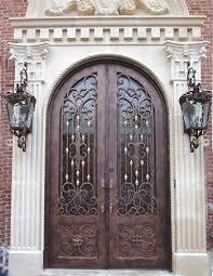 wrought iron decorative doors steel doors and security doors