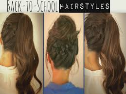 easy and simple hairstyles for school dailymotion easy party hairstyles video dailymotion simple hairstyle for