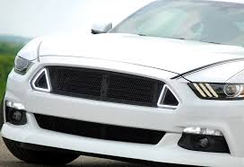 2007 mustang grill design concepts mustang outlaw led switchback grille