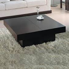 shop beverly hills furniture nile oak coffee table at lowes com