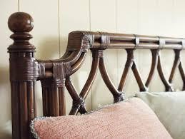 traditional bedroom chair rattan sofa rattan bed white rattan