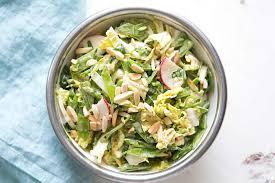 napa cabbage picnic salad recipe simplyrecipes com