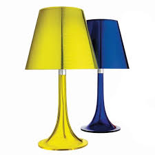 colorful table lamps the 3rd place