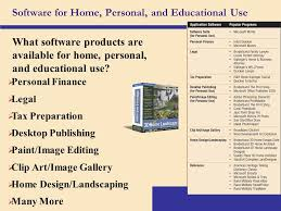 application software u0026 microsoft office word ii ppt download