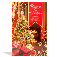 christmas card blessings on christmas card at best prices in india archiesonline