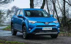 toyota rav4 review a hybrid suv to take on the qashqai