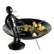 unique serving platters ex skewer set voodoo appetizer serving tray the green
