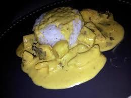 cuisiner des seiches recette de seiches au lait de coco et curry