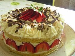 la cuisine de valerie gâteau fraizi paradize recette de valérie ducrocq la cuisine