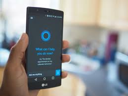 cortana android microsoft s cortana assistant for android leaks early hyperlapse