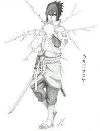 uchiha sasuke by amidnightbloom on deviantart