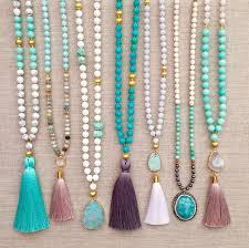 bead necklace with tassel images 23 best tassel jewelry inspiration images tassel jpg
