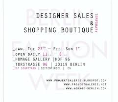 designer sale berlin the fashion week at projektgalerie iheartberlin de