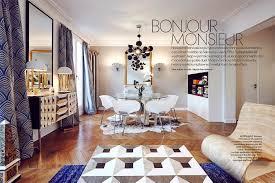 rue monsieur paris in elle decoration poland