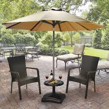 Patio Umbrella Holder by Patio Umbrella Stand Furniture U2014 Kelly Home Decor Making Table