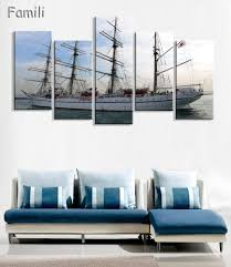 Boat Decor For Home by Online Get Cheap Boats Canvas Aliexpress Com Alibaba Group