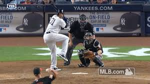 What S Next For Aaron Hicks As Aaron - the first person to reach the judge s chambers at yankee stadium