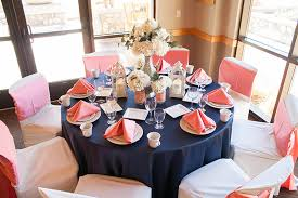Coral Wedding Centerpiece Ideas by Download Navy Blue Wedding Decorations Wedding Corners
