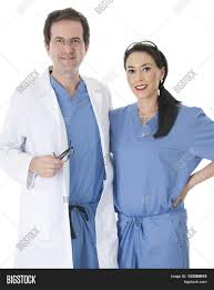 Doctor And Nurse Male Doctor Female Doctor Nurse S Image U0026 Photo Bigstock