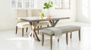 circle furniture weston dining table
