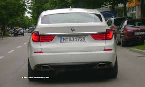 2010 Bmw Gt White Bmw 5 Series Gt Spotted